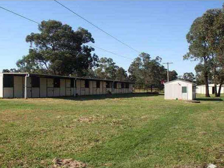 horse paddocks for rent maitland